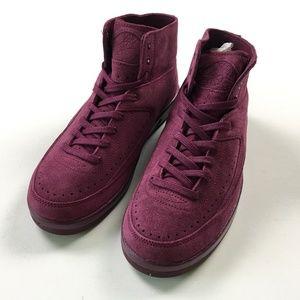 9e0e2bc721314a Nike Shoes - 2017 Nike Air Jordan 2 II Retro Decon Bordeaux 8